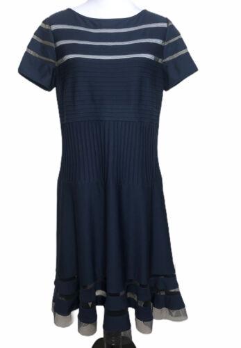 Tadashi Shoji Womens Fit & Flare Dress Size XLarge
