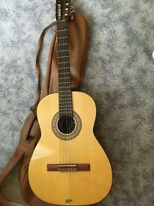 Höfner Gitarre  mit Tasche (Ganze: 100 cm)