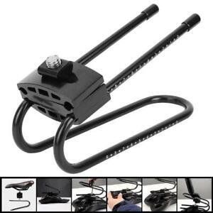 Adjustable-Bike-Saddle-Seat-Suspension-Device-Alloy-Spring-Steel-Shock-Absorber