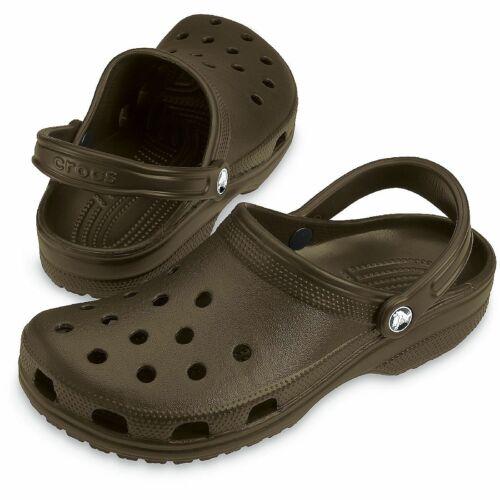 Crocs Classic Clog Unisexe Adultes 10001 Marron