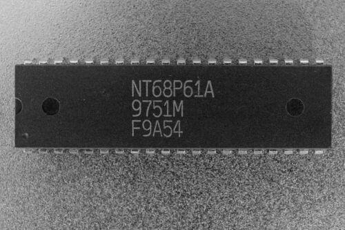 Novatek NT68P61A 8 Bit Microcontroller for Monitors