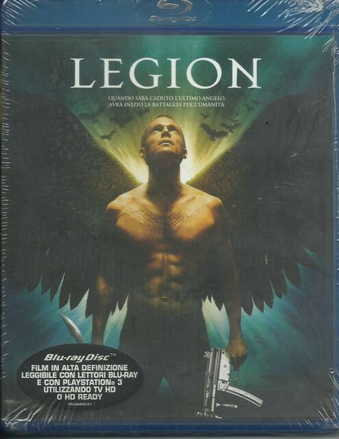 Legion (2010) Blu Ray