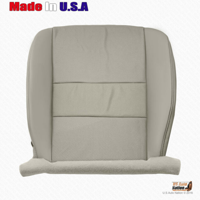 For 2011 2012 Acura TSX Driver Bottom Perforated Leather