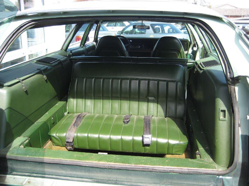 Chrysler New Yorker 7,2 Town & Country Benzin aut.