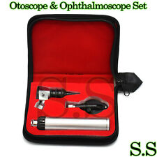 Otoscope Amp Ophthalmoscope Set Ent Medical Diagnostic Surgical Instruments Nt 931