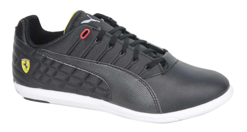Puma Pedale 4 SF NM up Negro Lace up NM Trainers (305504 02 D117) 5ed074