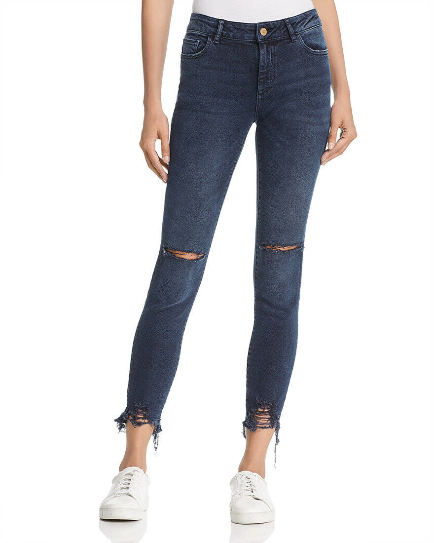 DL1961  208 NEW 12166 Margaux Instasculpt Ankle Skinny Womens Pants 27