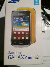 Samsung GT s6500 OVP simfrei display come nuovo quaderno GB + D SUPER O.K Gebr. art.90x