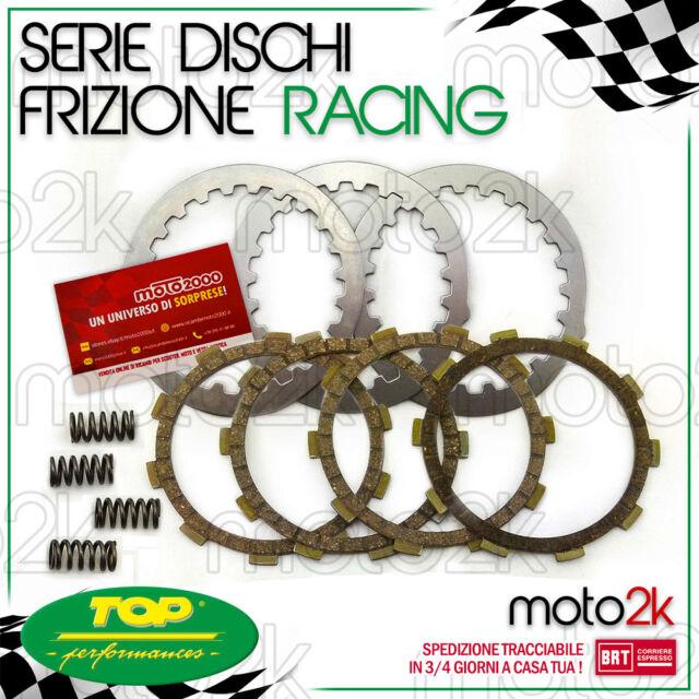 9920250 SERIE DISCHI FRIZIONE COMPATIBILE CON APRILIA RX RACING 50 2T 2003 2006 TOP PERFORMANCE