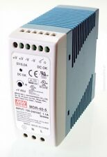 MDR-40-24 ; Hutschienennetzteil Hutschienen Netzteil 40,8W 24V 1,7A ; MeanWell
