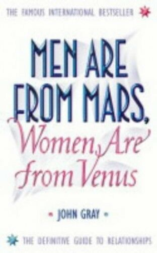 1 of 1 - Men Are from Mars, Women Are from Venus: A Practical... by Gray, John 0007152590