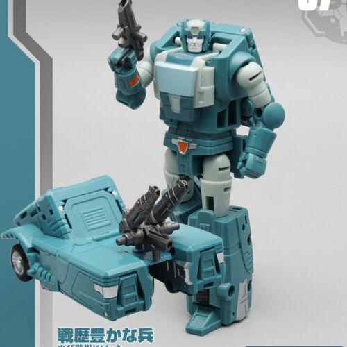 Transformation Lost Planet MFT MS-01 MF-37 G1 Mech Soul Action Figure Toys