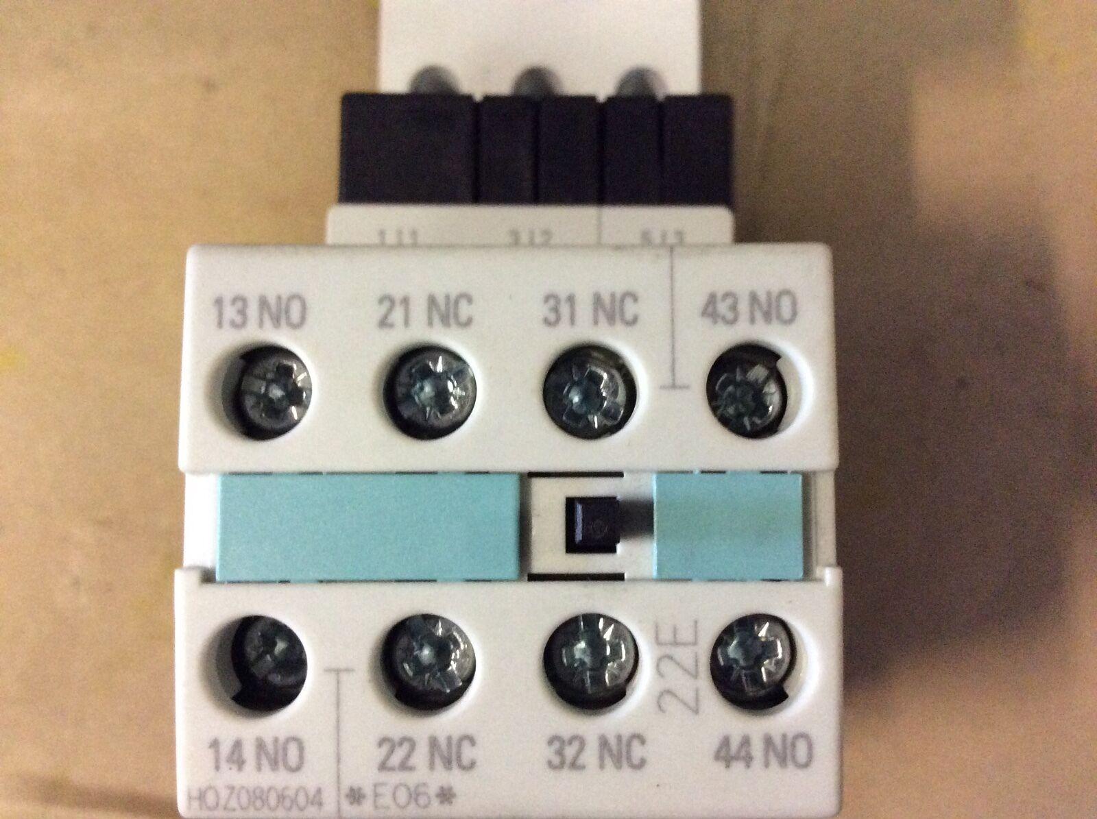 #3RT1025-1A..4 3RH1921-1HA22 30 day warranty Siemens Sirius #3RV1021-0DA10