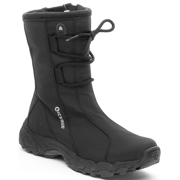 NEW Icebug Cortina Bugsole Bugsole Bugsole Bugrip mujer Winter Ice Snow botas zapatos Msrp 180  preferente