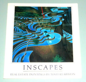 MATI KLARWEIN PSYCHEDELIC INSCAPES LSD Visionary Surrealism ART HIPPIES OCCULT