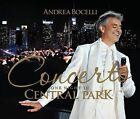 Concerto: One Night in Central Park [Deluxe Edition] by Andrea Bocelli (DVD, Nov-2011, Decca)
