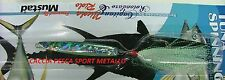 MEDITERRANEAN TUNA SPINNING TONNO JIG Olympus 40 gr 3/0 SARDA MUSTAD ASSIST