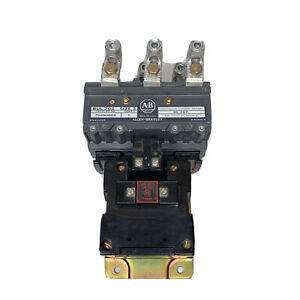 ALLEN BRADLEY 702-DOD93 SIZE 3 Series K STARTER CONTACTOR 120V COIL