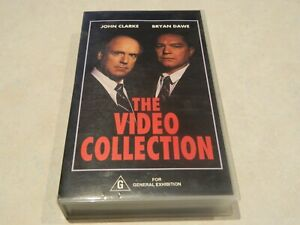 John-Clarke-amp-Bryan-Dawe-The-Video-Collection-VHS-The-Hawke-PM-years