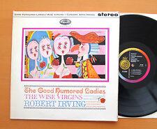 SP 8583 Good Humoured Ladies / Wise Virgins Robert Irving 1962 Capitol Stereo NM
