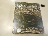 Quake Mission Pack No. 2 Dissolution Of Eternity New/sealed Pc Game Expansion