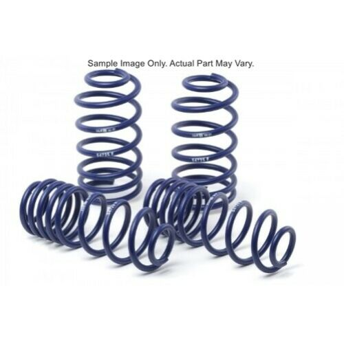 H/&R 29724-2 Sport Lowering Coil Spring For 96-02 Mercedes-Benz E300D//E320