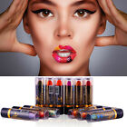 6 Colors Sexy Lipstick Waterproof Long Lasting Double Color Lip Gloss Makeup CN