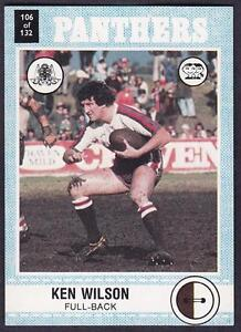 SCANLENS-1977-PANTHERS-KEN-WILSON-No-106