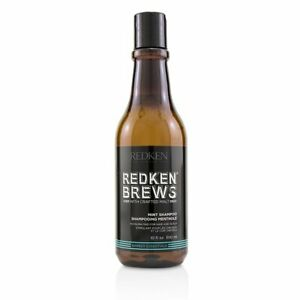 Redken-Brews-Mint-Shampoo-Invigorating-For-Hair-and-Scalp-300ml-All-Hair-Types
