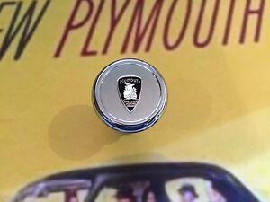 Details about Vintage Plymouth Auto Parts Dash Part