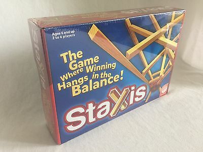 Staxis Balancing Game Wooden Stacking