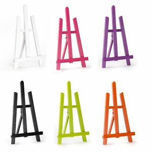 16-034-A4-Size-Color-Table-Top-Display-Beech-Wood-artist-Art-Easel-Craft-Wooden