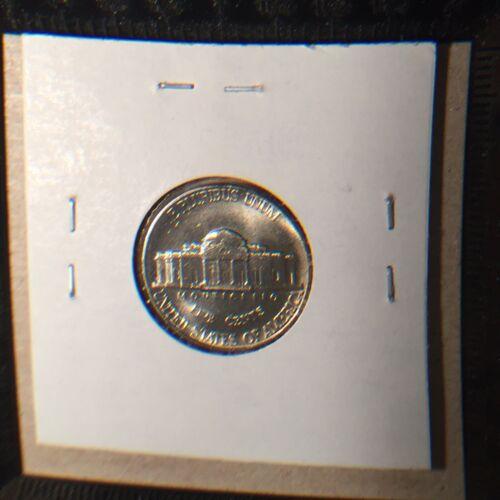 1992 P Jefferson Nickel Gem BU