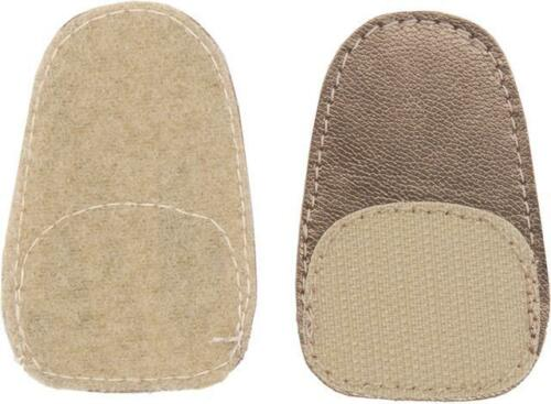 Extension Pieces for Cosyfeet Extra Roomy Keira Womens Sandal in Bronze Colour