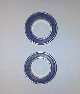 17287-2RS HYBRID CERAMIC BEARING KIT 2 PIECES