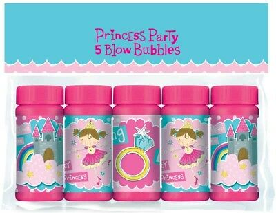 Farm Animals Boys Girls Bubble Blowing Tubs Childrens Garden Party Bag Toys Fun