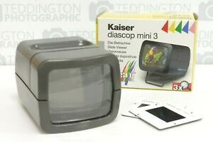 New-Kaiser-Diascop-Mini-3-Slide-Viewer-FREE-UK-POST