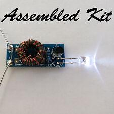 Joule Thief Kit - Assembled! Training STEM,Science Fair Project