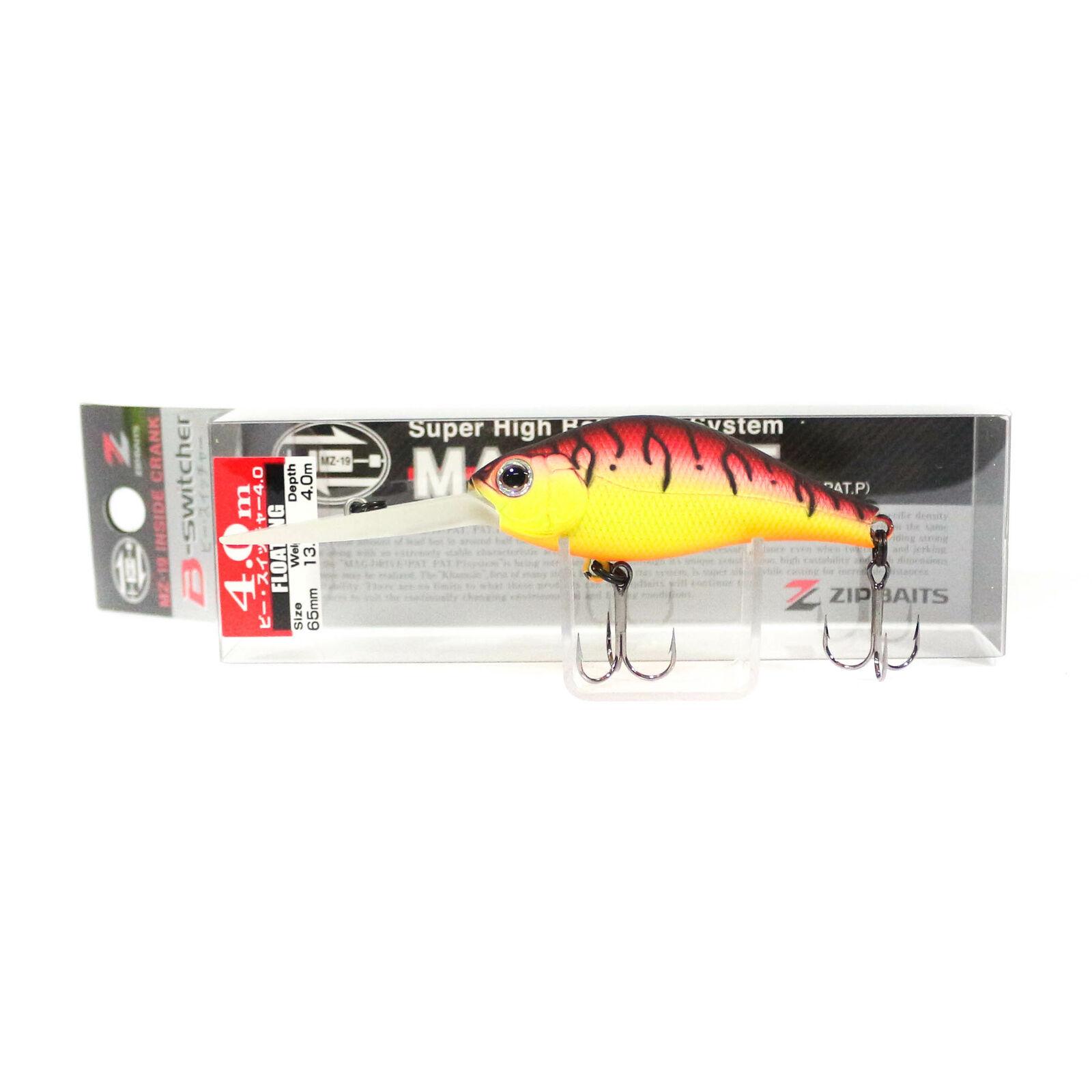 Zipbaits B Switcher 4.0 65mm Floating Lure 673 3496