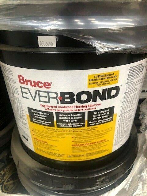 1 Gallon Hardwood Flooring Adhesive Bruce Everbond For Sale Online Ebay
