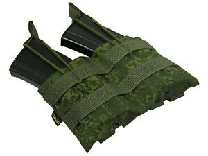 Pouch Case molle Ammunition millitary mag hunting airsoft bag pixel Waterproof