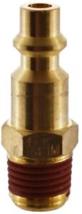 1-4-in-x-1-4-in-NPT-Male-Industrial-Brass-Plug-Design-Corrosion-Resistant