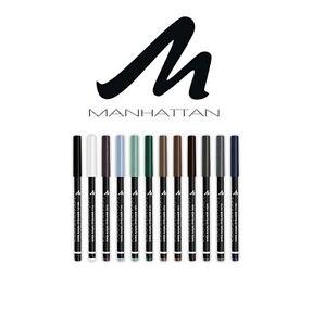 Manhattan-Perfilador-Kajal-Lapiz-Delineador-De-Ojos-Elige-Tu-Color