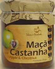 Apfel-Kastanien-Konfitüre - Maçã-Castanha  270g (12,96 EUR/kg)