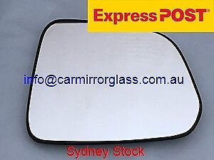 CHEVROLET CAPTIVA 2011-/>16 DRIVER//RHS DOOR-WING MIRROR GLASS SILVER ASPHERIC