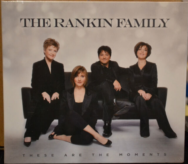 The Rankin Family - These Are The Moments (cd 2010) BRAND NEW