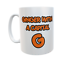 Ginger Mug GINGER WITH A CAPTIAL G Funny Novelty Redhead Ginge Hair Gift Present