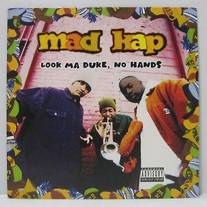Mad-Kap-Look-Ma-Duke-No-Hands-LP-1993-US-ORIG-Broadway-King-Tee-N-W-A-2PAC