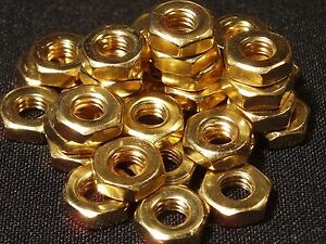 50-Grams-Gold-Plated-Nuts-Scrap-Recovery-Salvage-Refine-CPU-Vintage-70-s-Xlnt