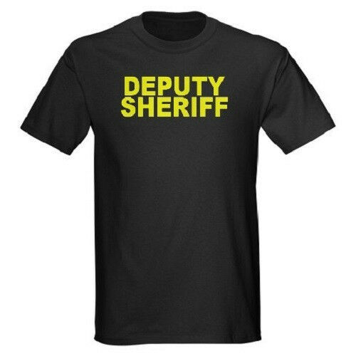8006 Deputy Sheriff T-Shirt All Sizes And Colors
